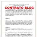 Thumb - Modelo de Contrato para Blogs