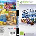 Thumb - Capa Skylanders Spyros Adventure Xbox 360
