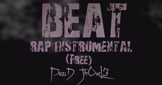 Cover - BEAT1 RAP INSTRUMENTAL (FREE) - Prod. JhOwL3