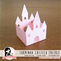 Thumb - Arquivo de Corte Forminha Castelo Freebie
