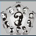 Thumb - Tio Fresh part  Emicida, Max B.O, Dj Hum, Dj KLJay, Kamau, Sombra, Bomba, Xis, Maionezi, Cris konebo