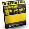 Thumb - Ebook Gratuito: O SEGREDO - Emagrecer 8Kg por mês