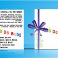 Thumb - Convite chá de bebe