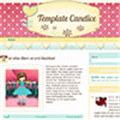 Thumb - Free Template Candice