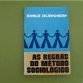 Thumb - Ebook: As Regras do Método Sociológico - Emile Durkheim