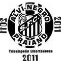 Thumb - Santos Treecampeão Libertadores 2011