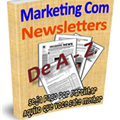 Thumb - O Marketing Com Newsletters  de A a Z