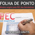 Thumb - Folha de Ponto para domésticas - Janeiro 2014 (By Doméstica Legal)