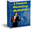 Thumb - Curso Grátis 8 Passos do Marketing Multinível