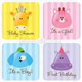 Thumb - Assorted Baby Cards