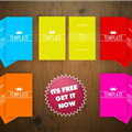 Thumb - Colorful Business Card Templates