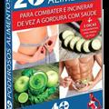 Thumb - E-book - 20 Alimentos super poderosos para combater gorduras.