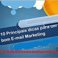 Thumb - E-book segredos de campanhas de e-mail marketing