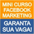 Thumb - Acabei de me inscrever no curso gratuito de Facebook Marketing da Camila Porto.