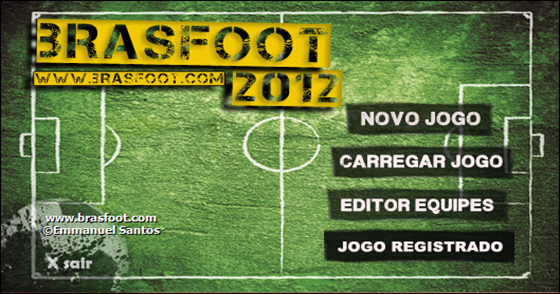 Cover - Registro Brasfoot 2012