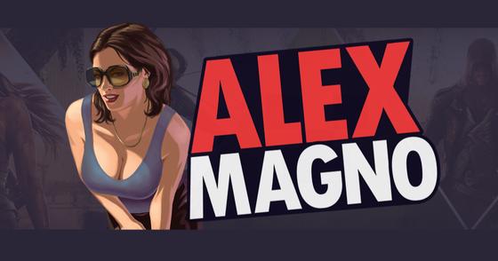 Cover - Canal Alex Magno