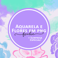 Thumb - Freebie: Aquarela e Flores + Surpresa