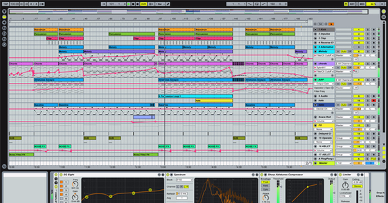 Cover - Ableton Live 9 Completo