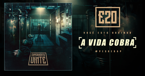 Cover - A Vida Cobra