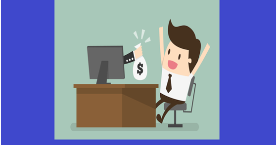 Cover - As três formas de ganhar dinheiro online