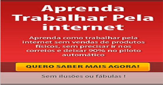 Cover - trabalhar pela internet agora !!!