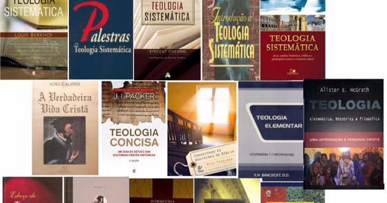 Cover - Coletânea de Teologia Sistemática