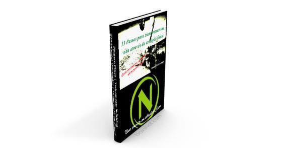 Cover - 13 passos para transformar sua vida com atividade física