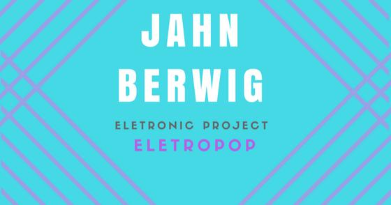 Cover - Baixar grátis CD PROMO: Jahn Berwig - Eletropop