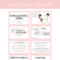 Thumb - Printable Visiting Teaching Message - August 2016