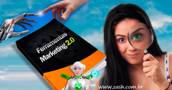 Cover - E-Book Ferramentas Marketing 2.0 - DOWNLOAD GRÁTIS