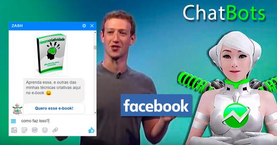Cover - Converse com a ZASH, a primeira ChatBot que dá dicas de Marketing