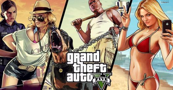 Cover - Baixar Grand Theft Auto V + Crack + Update em Português PC