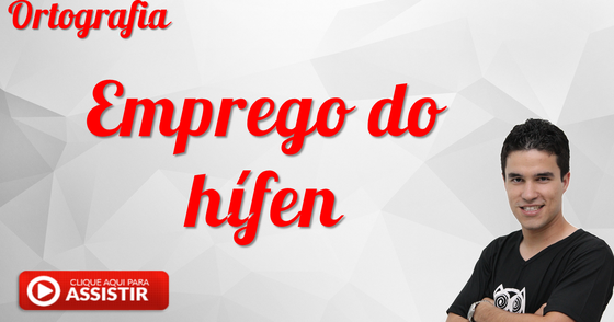 Cover - EMPREGO DO HÍFEN