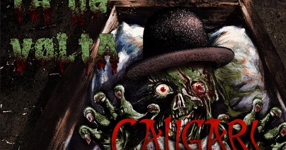Cover - Caligari - O Terror Tá De Volta (Prod. Dj Caique) 2016