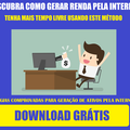 Thumb - E-book - Renda Extra Pela Internet