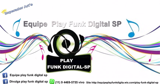Cover -  Canal Equipe Play Funk Digital-SP