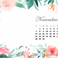 Thumb - Calendário Novembro 2016 wallpaper desktop