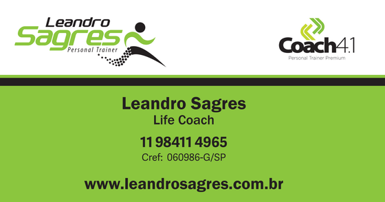 Cover - Leandro Sagres Personal Trainer