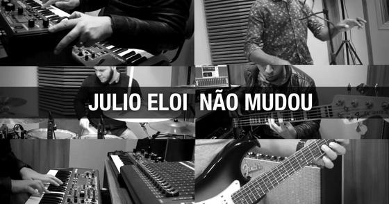 Cover - NÃO MUDOU - JULIO ELOI BRY841600017 (SINGLE)
