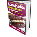 Thumb - E-book Recheios Deliciosos 61 Sabores