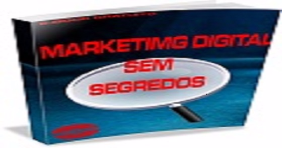 Cover - E-BOOK GRÁTIS  Marketing Digital Sem Segredos