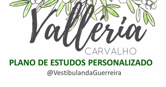 Cover - PLANO DE ESTUDOS - VESTIBULAR TRADICIONAL