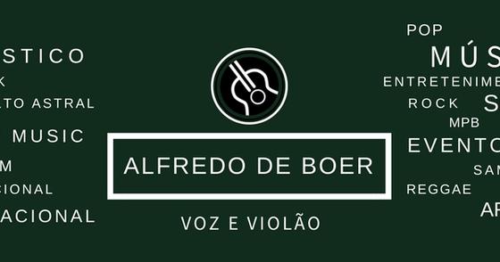 Cover - Alfredo de Boer