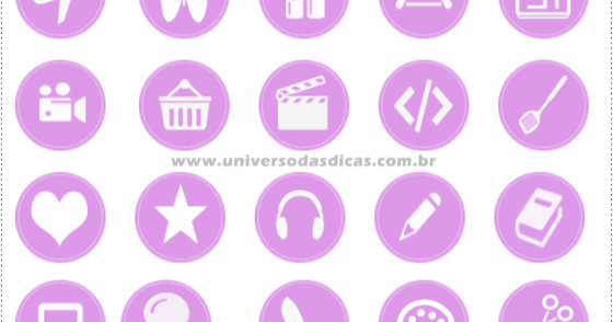 Cover - Categorias Modelo 02 Roxo