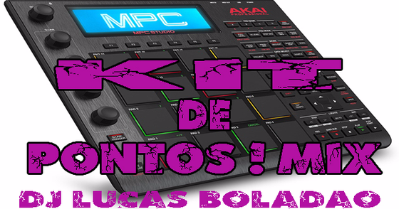 Cover - Kit de Pontos Mix Para Djs Para Download