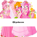 Thumb - Kit digital Princesa