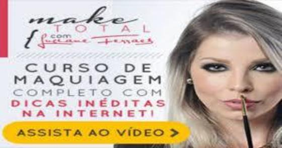Cover - Curso de maquiagem make total