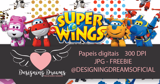 Cover - KIT DIGITAL SUPER WINGS