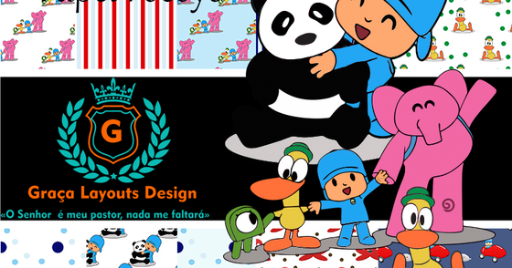 Cover - Kit Digital - Pocoyo
