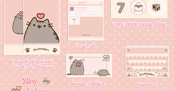 Cover - Pusheen cc